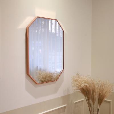 골드 팔각거울 벽거울 인테리어거울 450X600mm 3색택1