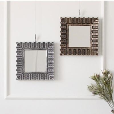[2HOT] 미니 사각 거울