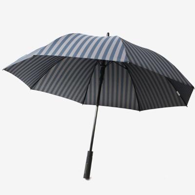 파라체이스 네이비 빅 스트라이프 자동 장우산