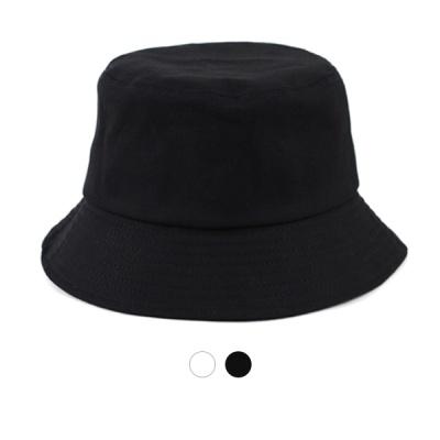 [디꾸보]심플 버킷햇 미니 벙거지 모자 ET738