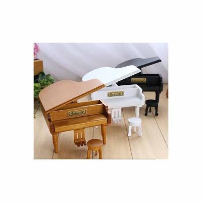 머레이 원목 피아노 오르골