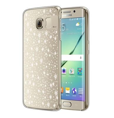 Galaxy S6 Edge  Clear Gold (galaxy)