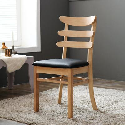 [이노센트플러스] 리브  로리앙 가죽 의자(1+1)