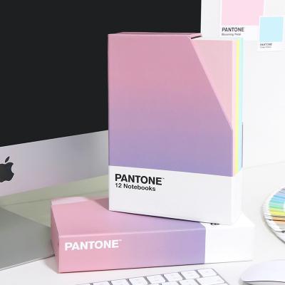 PANTONE 팬톤 A5 제본 노트 12권 세트