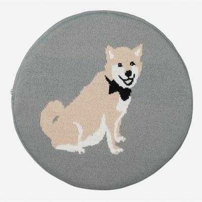 (Confiture) Dapper Seat Cushion - Shiba