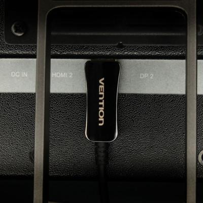 벤션 프리미엄 광 HDMI 2.0b 케이블/4K/UHD/HDR/3D