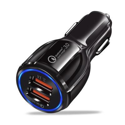 제이코 차량용 시거잭 소형 고속듀얼충전기