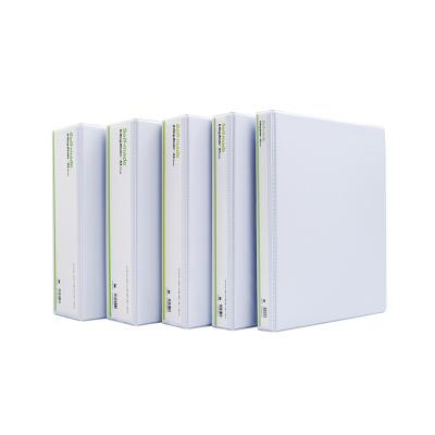 백색 3공 D링(7CM) 바인더 BW977