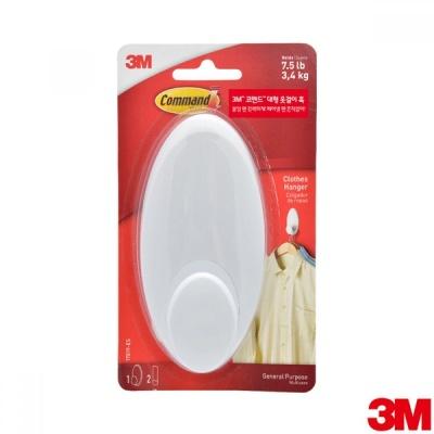 3M™ 코맨드™ 대형 옷걸이 훅_#17019-ES