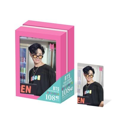 BTS 다이너마이트 액자 직소퍼즐 108피스 7종