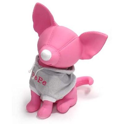 SEMK 티셔츠강아지 저금통 - PEPE/핑크