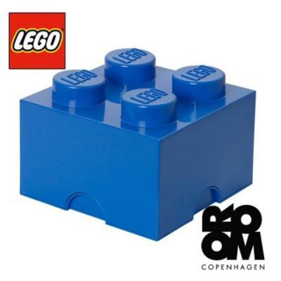 레고 블럭정리함4 블루 CPH-40031731