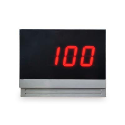 현대오피스 지폐계수기 V-400UV 전용 고객표시기