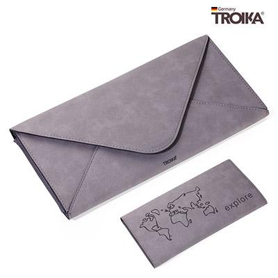 트로이카 EXPLORE 여행파우치 그레이 TRW50/GB