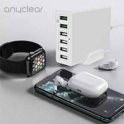 애니클리어 스마트 USB 퀵차지 3.0 멀티 고속 충전기