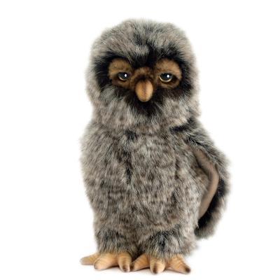 3075번 갈색올빼미 Waldkauz Owl/20*10cm