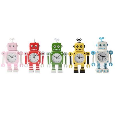 양철 로봇 알람 시계 ver.1 (5color)