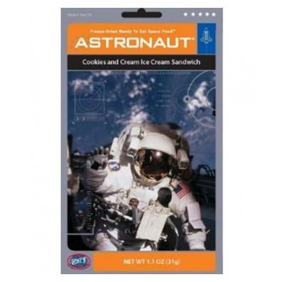 [우주식품 NASA ASTRONAUT FOOD 마션] 우주 비행사 쿠키앤크림샌드