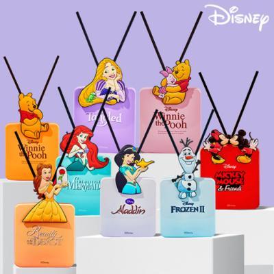 Disney 공식 라이센스 디즈니 캐릭터 디퓨저 8종택1