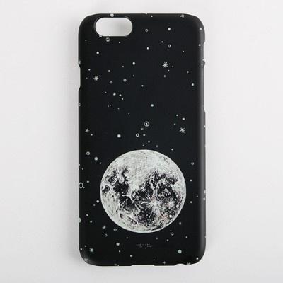 [야광] 그래픽케이스 찬H GP-14411 (Luna) [아이폰]