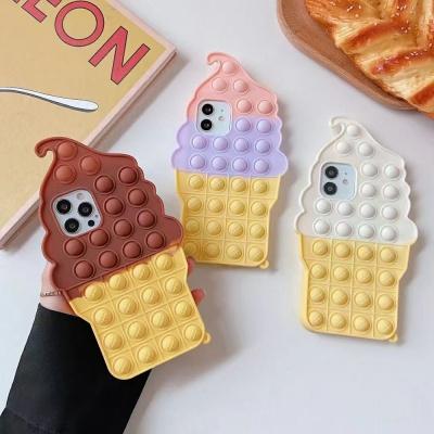 아이폰 xr xs max se2 8 7 아이스크림 팝잇 폰 케이스