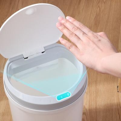 머레이 충전방식 듀얼센서작동 자동열림 쓰레기통12L