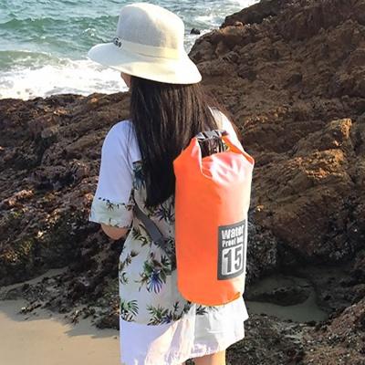 물놀이 세이프 워터 방수백 드라이 수영가방