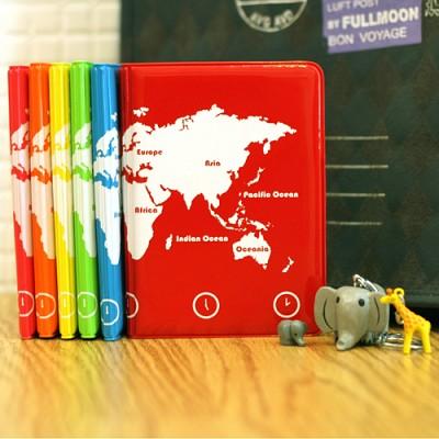 [하이모리]  World Time Passport Cover ver.2 [ 전자여권케이스 ]