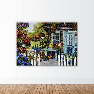 1000조각 직소퍼즐▶ 나의 아름다운 별장 (hol09366)