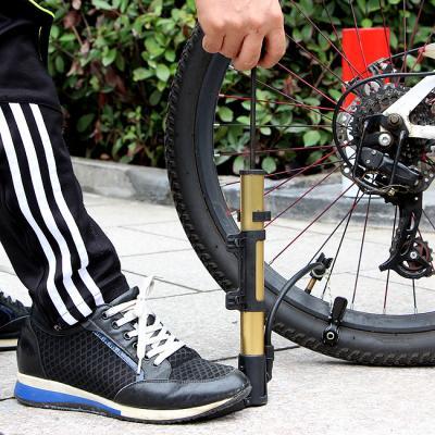 실속형스포티 자전거 에어펌프