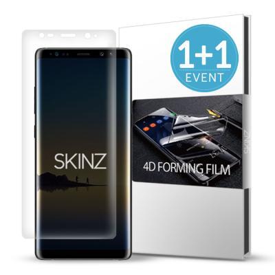 스킨즈 갤럭시노트8 4D 풀커버 액정보호 필름 (2장)