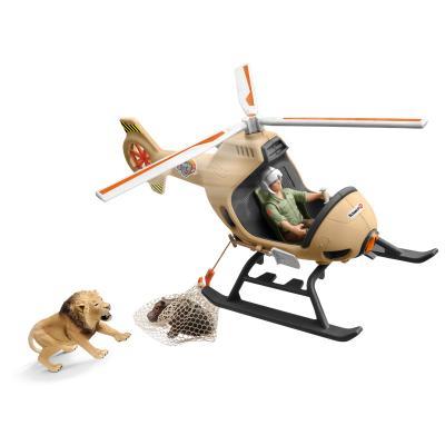 [슐라이히]동물 구조 헬리콥터