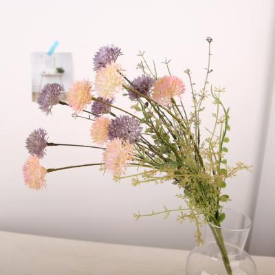 고속터미널꽃시장 국화꽃 믹스 60cm 생화같은조화