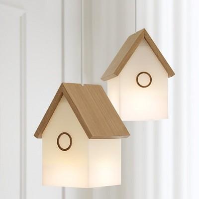 [바이빔][LED] 꼬빌2등 펜던트-에쉬