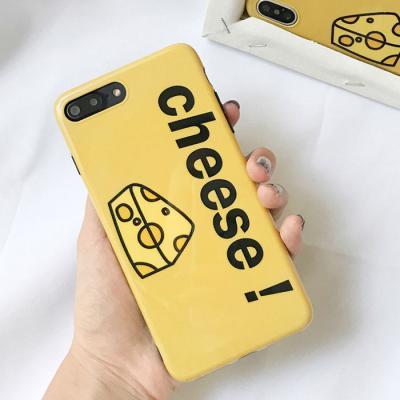 귀여미 치즈 케이스(아이폰XR)