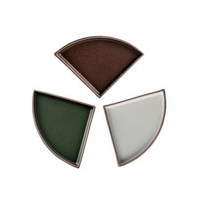 [오덴세]레고트 1/4 원형 접시 (부채꼴 접시)
