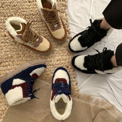 Teddy Bear High Sneakers