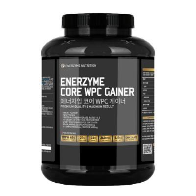 [헬스빌] 에너자임 코어 WPC 게이너 4kg/쉐이크통