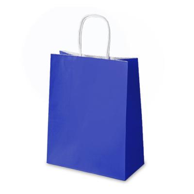 블루 쇼핑백 중