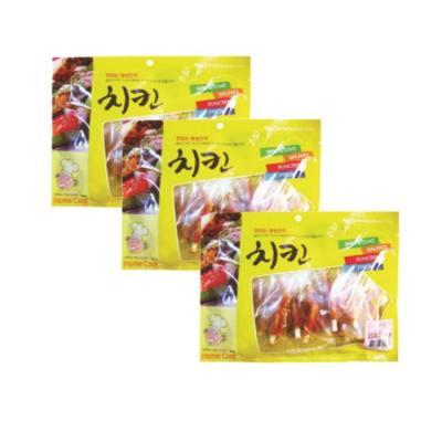 홈쿡(400g) 오도독미니닭갈비x3개 강아지간식