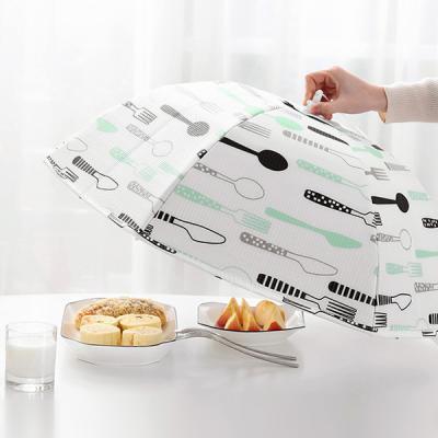 위생보관 음식덮개 원터치접이식 보온푸드커버 Buffet