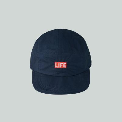 LIFE CAMP CAP_NAVY