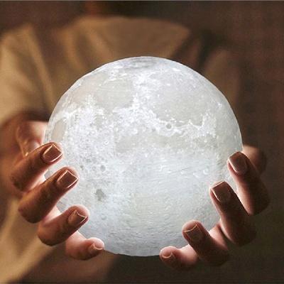 [KC인증] 3D Moon Lamp