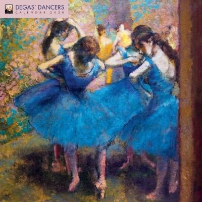 2020 캘린더 드가의 댄서 Degas' Dancers