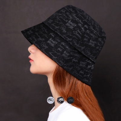 [디꾸보]미니버킷햇 양면 벙거지 모자(S,M,L) ALL130R