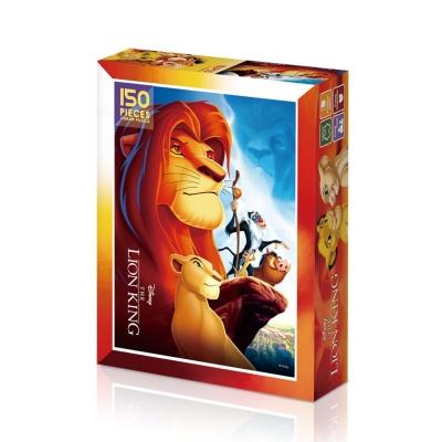 라이온 킹 150피스 직소퍼즐 D-A150-013