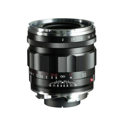 보이그랜더 APO-LANTHAR 50mm F2 ASP BK