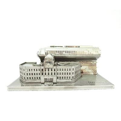 [이노메탈퍼즐] 서울시청 금속조립키트 (000065)메탈웍스