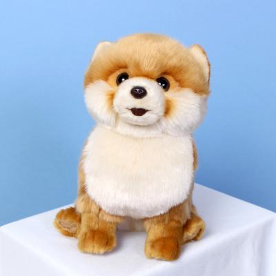 이젠돌스 위더펫 리얼 강아지 인형 장난감 포메라니안