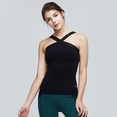 [CA6050 블랙]여성 브라캡 나시 운동복 서플렉스 나시